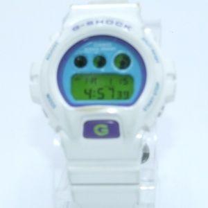 Casio G-Shock 1289-1 Watch White Men's EUC